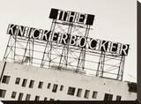 KnickerBocker 1 Stretched Canvas Print by Dale MacMillan