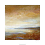 Amber Light III Premium Giclee Print by Sheila Finch