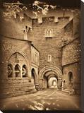 The Keep Stretched Canvas Print by Yanni Theodorou