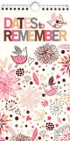 Dates To Remember - Perpetual Calendar (undated) Calendars