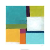 City Square IV Premium Giclee Print by June Erica Vess