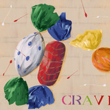 Craving Poster by Giulia Di Filippi