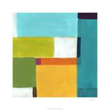 City Square I Premium Giclee Print by June Erica Vess
