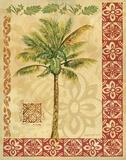 Summer Palm II Plakater af Gregory Gorham