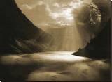 Dawn Stretched Canvas Print by Yanni Theodorou