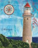 La Mer II Prints by Debbie DeWitt