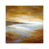 Amber Light I Premium Giclee Print by Sheila Finch