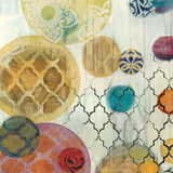 Casa Blanca Sq I Kunstdrucke von Jeni Lee