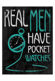 Real Men Prints by Jace Grey