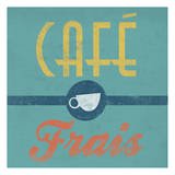 Coffee French 2 Posters by Jace Grey