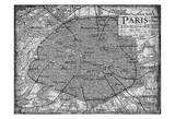 Environs PARIS Posters by Carole Stevens