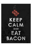 Bacon 2 Poster by Jace Grey