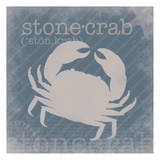 Stone Crab Definition Prints by Lauren Gibbons