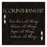 1 Corinthians 13-7-NKV Art by Taylor Greene