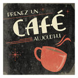 Coffee French Prints by Jace Grey