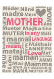 Mother Languages 2 Prints by Carole Stevens