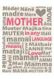 Mother Languages 2 Láminas por Carole Stevens