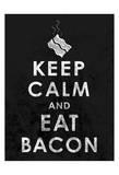 Bacon 2 Prints by Jace Grey
