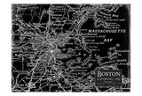 Environs BOSTON Prints by Carole Stevens