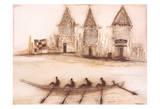 River Town 1 Prints