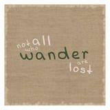 Wander Reprodukcje autor Lauren Gibbons