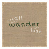 Wander Print by Lauren Gibbons