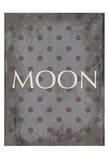 Luna Pósters por Jace Grey