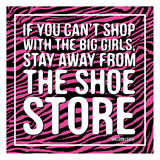 Shoe Store Poster by Jace Grey