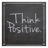 Piensa en positivo, en inglés Pósters por Lauren Gibbons