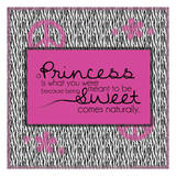 Princess 1 Prints by Lauren Gibbons