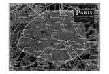 Carole Stevens - Environs PARIS - Art Print
