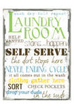 Laundry Room Poster by Taylor Greene
