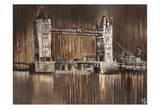 Grey Bridge London Prints
