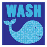 Whale Wash Posters by Lauren Gibbons