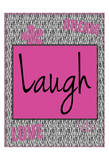 Laugh Prints by Lauren Gibbons