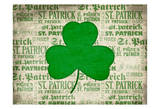 Shamrock Prints by Jace Grey