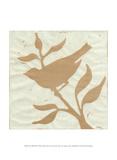 Tea Bird III Print by Andrea Davis