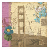 Golden Gate Prints by Carole Stevens