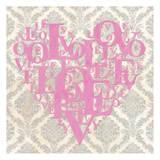 Heart Love II Konst av Taylor Greene