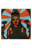 Bliss Buddha I Poster by Jodi Fuchs