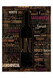 Wine Posters by Jace Grey
