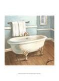 Porcelain Bath IV Poster autor Ethan Harper