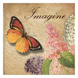 Imagine Print by Jace Grey