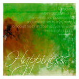 Happiness Prints by Jace Grey