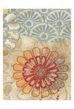 Flora Trance V Print by Taylor Greene
