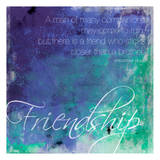 Friendship Poster by Jace Grey