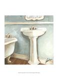 Porcelain Bath I Plakater af Ethan Harper