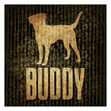 Buddy Posters by Jace Grey