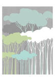 Woods 2 Posters by Nicole Tamarin