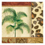 Leapord Palm Prints by Tammy Repp